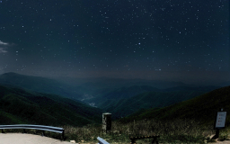 자작 밤하늘 배경화면 공유합니다