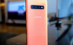 S10 핑크&블루 모델 실기사진