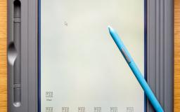 삼성 Pen Master 태블릿
